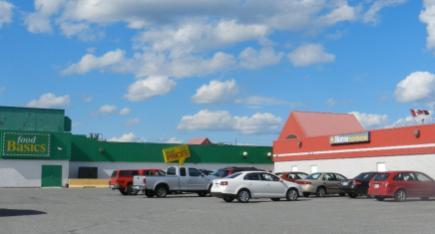 Hanmer Valley Shopping Centre